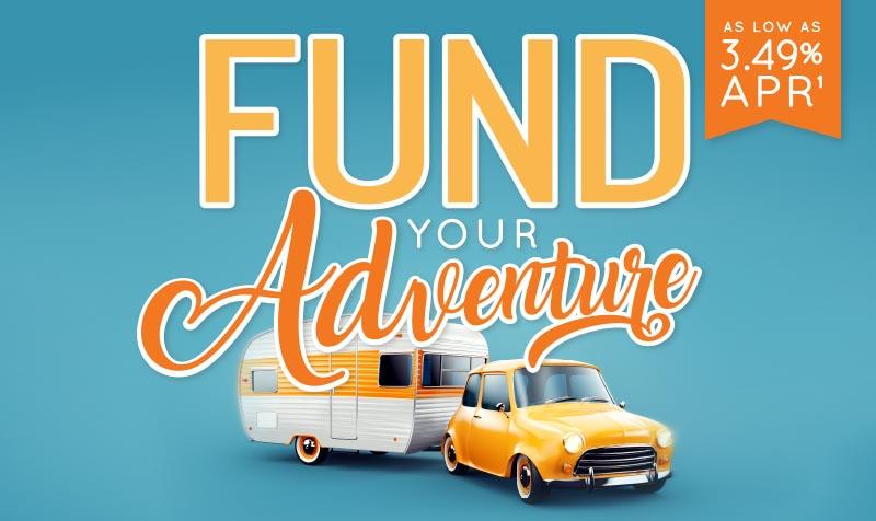 Fund your Adventure