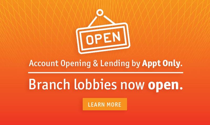 Lobbies Open